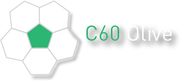 C60 Olive - Carbon60 - 99.99% in MCT, Olive & Avocado Oil